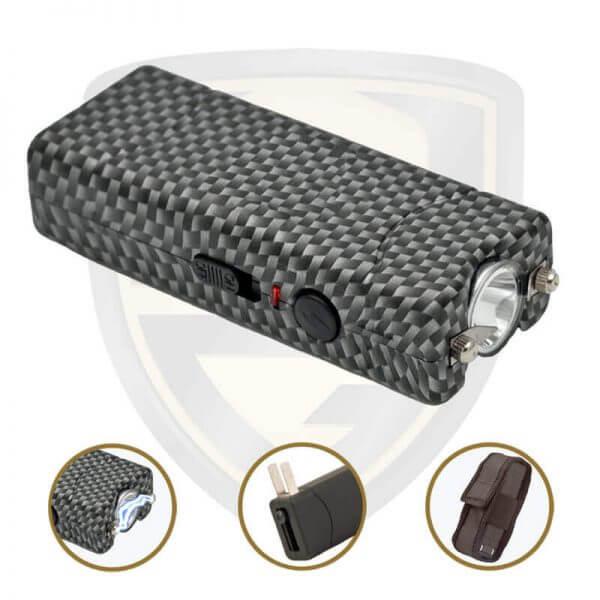 best mini stun gun carbon fiber