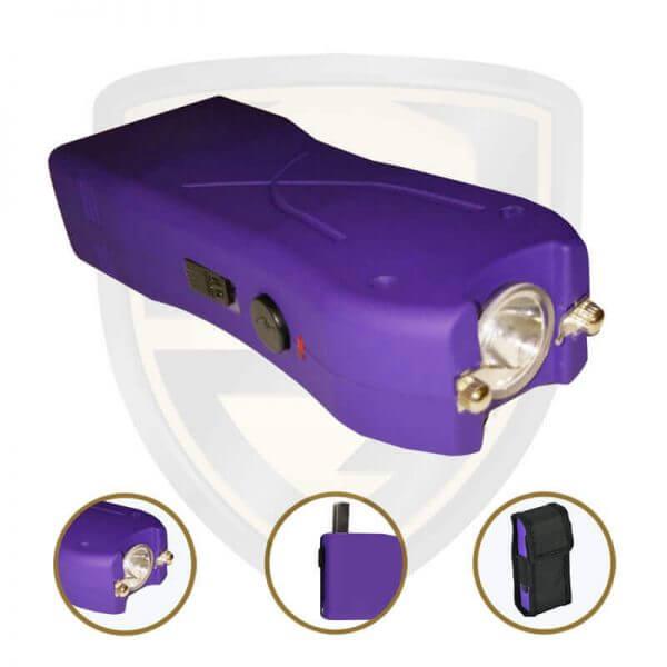 mini taser purple