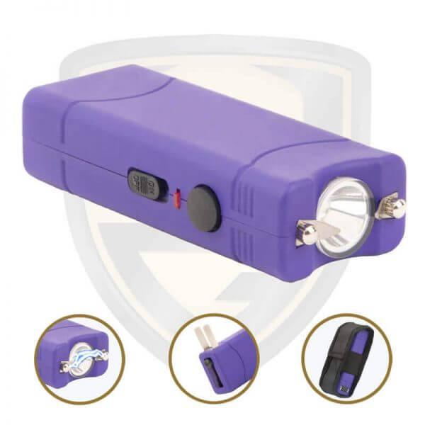small taser purple