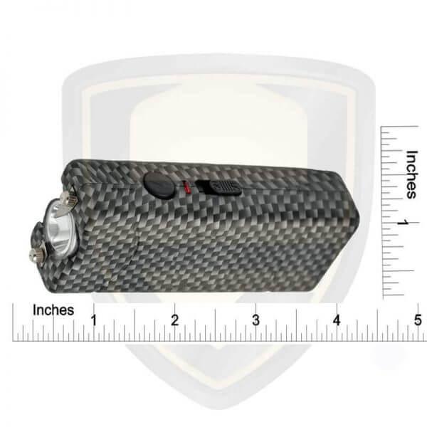 small stun gun grey