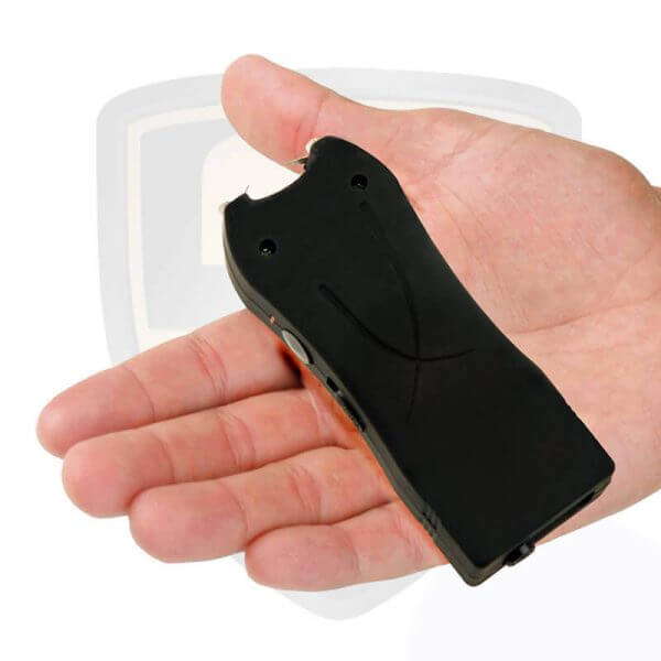 small stun gun black