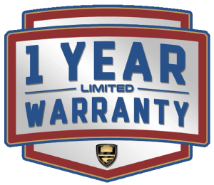 U-Guard Security Products 1 Year-Warranty