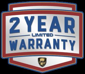 U-Guard Security Products 2 Year Warranty