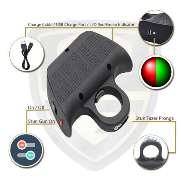 Buy Taser Ring Features And Benefits