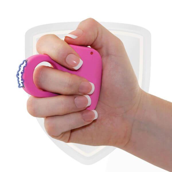 Pink Ring Taser