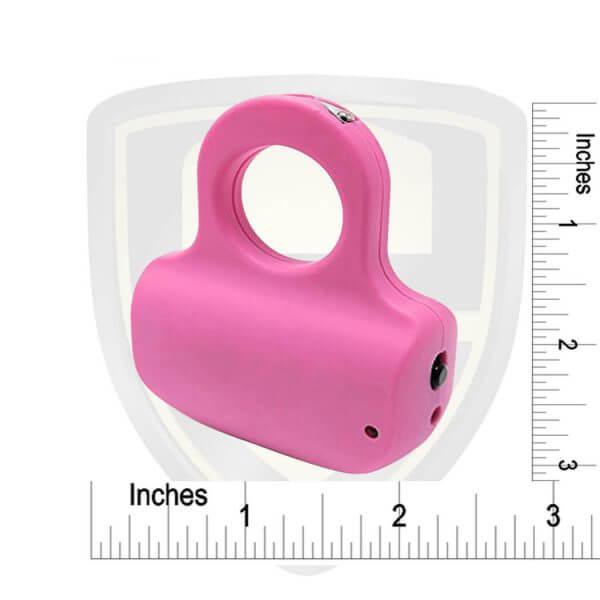 Pink Ring Taser Mini Stun Gun