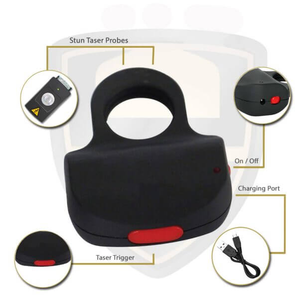 Taser Ring Features And Benefits