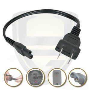 taser charger cord