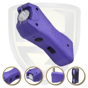compact stun gun purple buy online