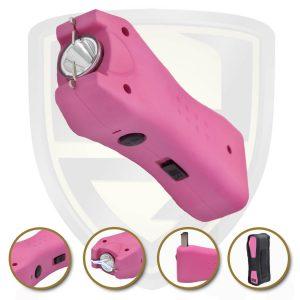 pink compact stun gun for sale