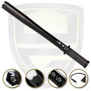 stun baton flashlight for sale