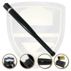 stun flashlight baton rechargeable