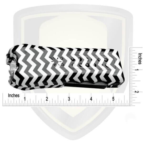 best quality stun gun chevron zebra pattern