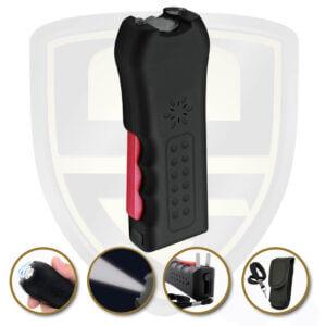 best stun gun disable pin alarm model black