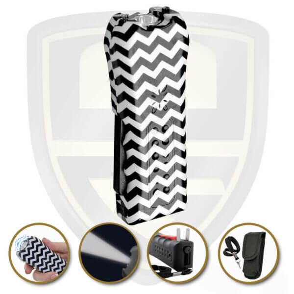 best stun gun zebra pattern
