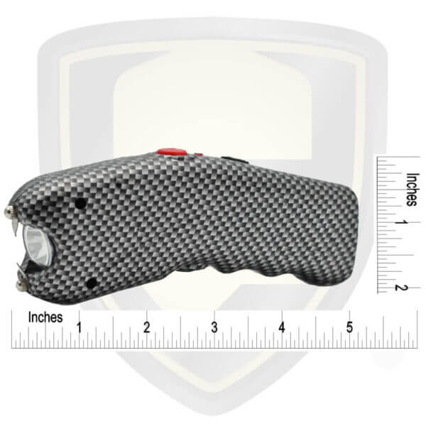 carbon fiber stun guns with holster in color options