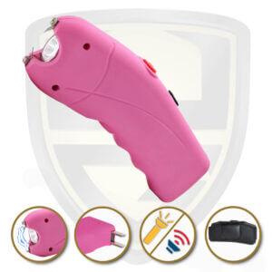 stun gun with holster pink