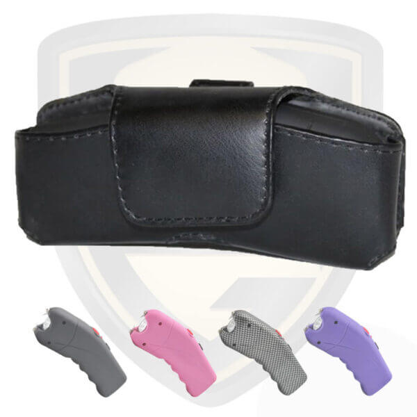 stun guns with holster in color options