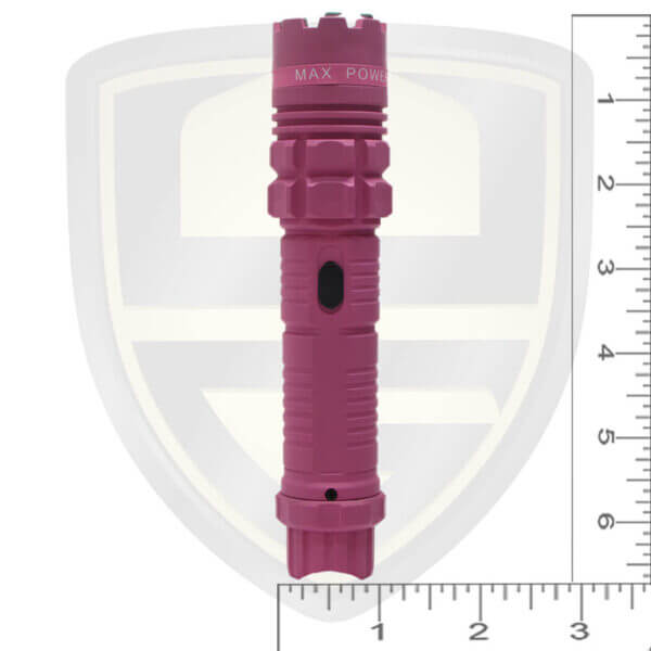 stun gun flashlight for sale pink