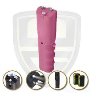zap stick stun gun pink