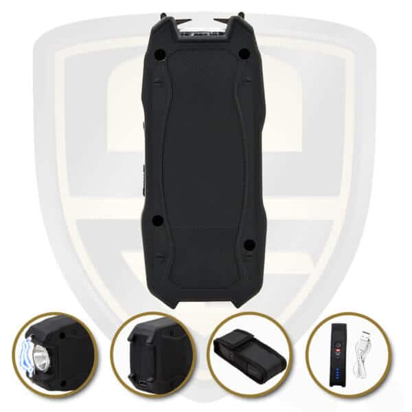 pocket tazer features