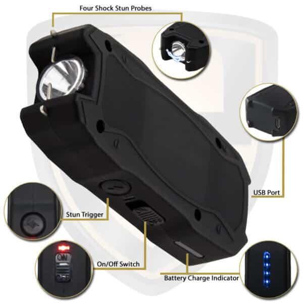 Pocket Taser Features & Benefits