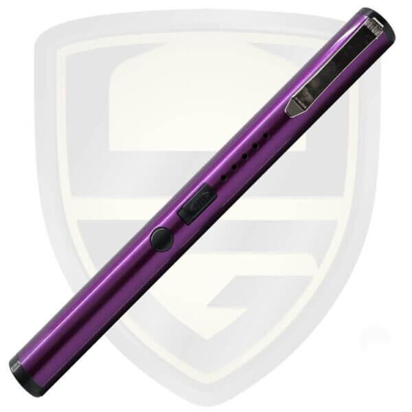 pain pen stun gun purple