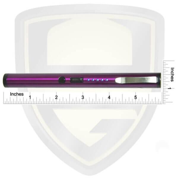 stun pen purple