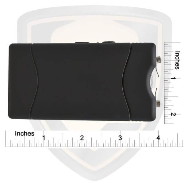 pocket taser black rechargeable